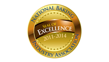 NBIA Baking seal of Excellence